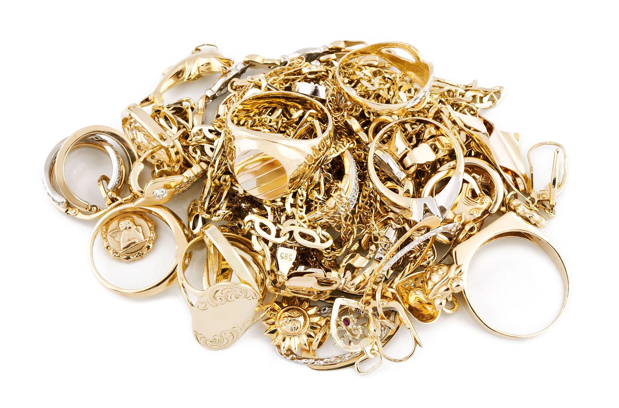 Altgold-Ankauf, Goldankauf, Zahngold, Weissgold, vergoldeter Schmuck, Goldschmuck, antikes Gold, NRW, Moers, Krefeld, Kamp-Lintfort, Essen, Bochum, Bares Rares, Luxus